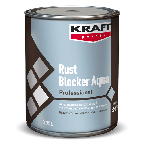 KRAFT Rust Blocker Aqua