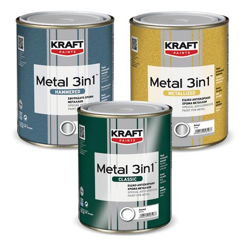 KRAFT Metal 3in1