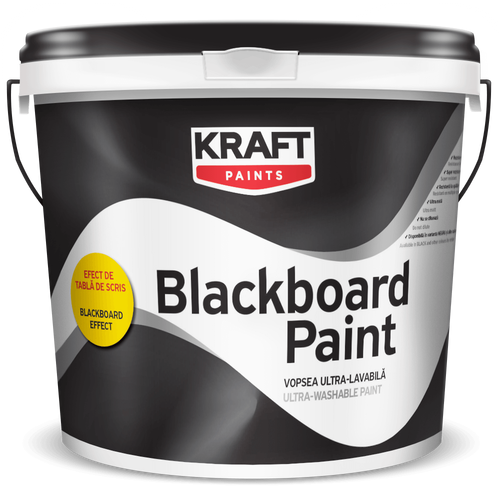 KRAFT Blackboard Paint