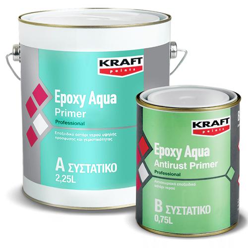 KRAFT Epoxy Aqua Antirust Primer