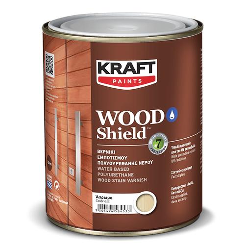 KRAFT Wood Shield