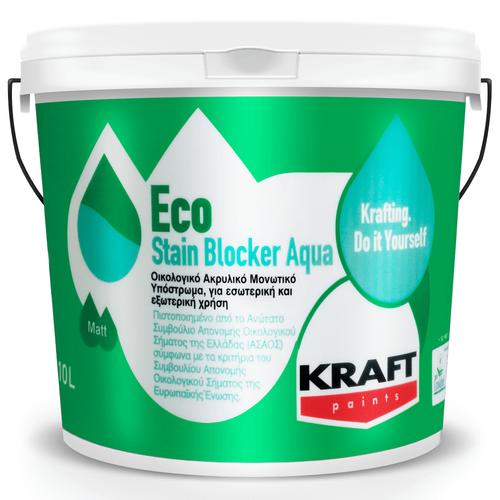 KRAFT Eco Stain Blocker Aqua