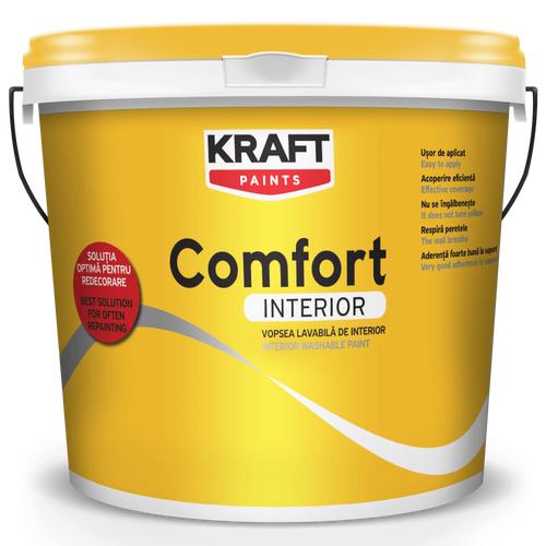 KRAFT Comfort Interior