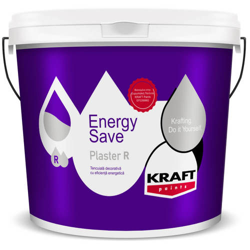 KRAFT Energy Save Plaster