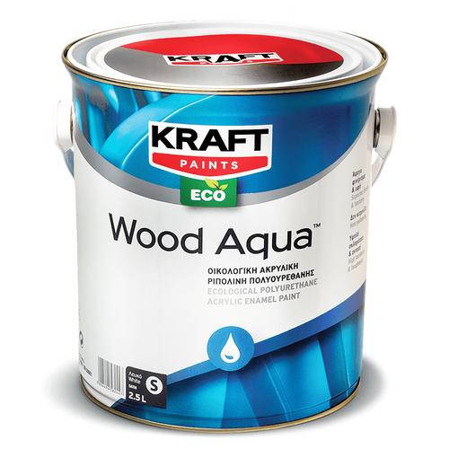 KRAFT Wood Aqua